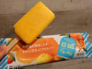 和柑橘の美味しさがぎゅっと詰まったアイスバー