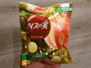 アイスの実 濃密赤りんご